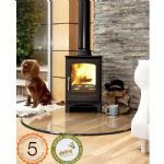 venis midi curve 5kw clean burn defra approved stove